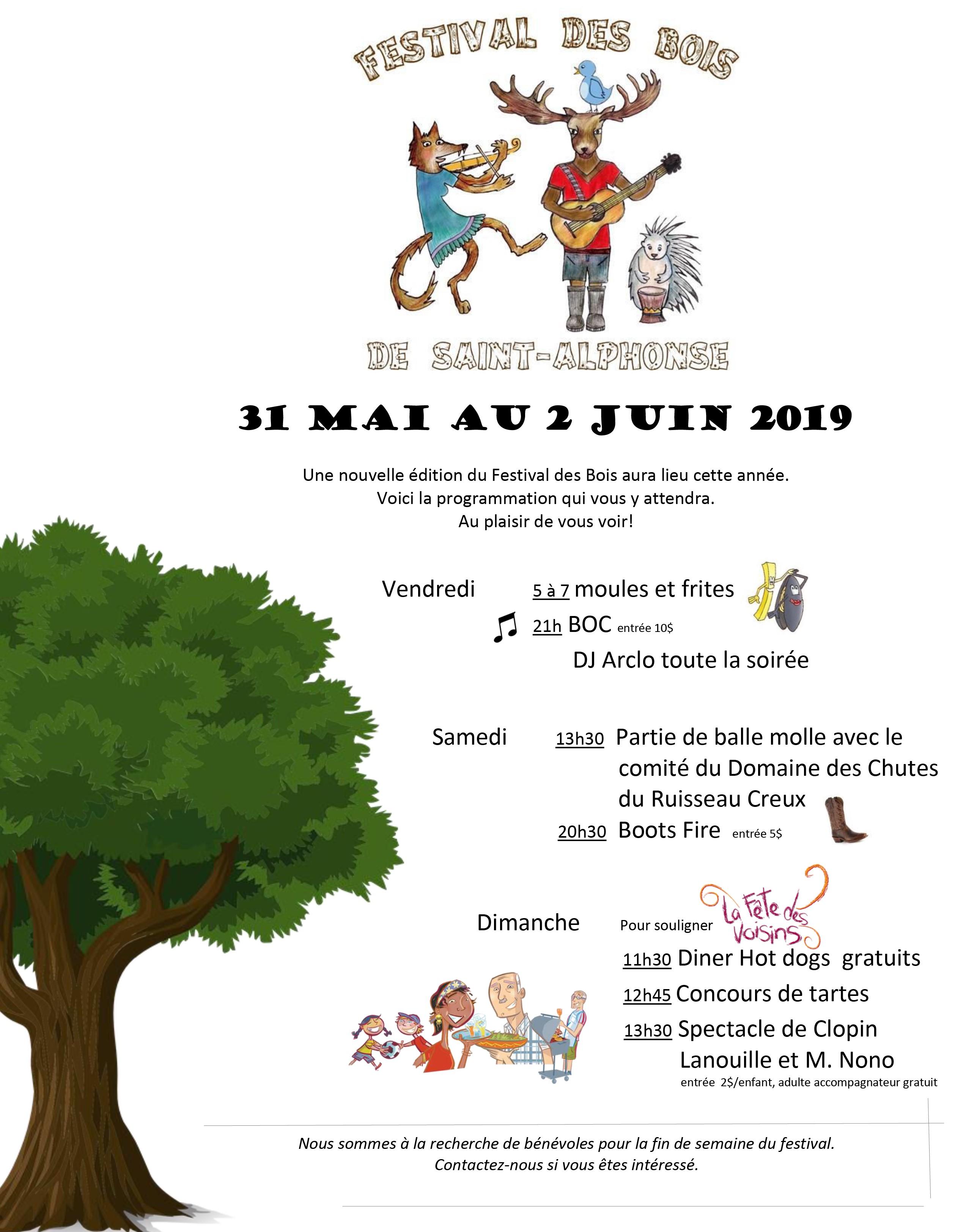 Festival des bois